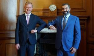 المملكة تتعاون مع بريطانيا لتنمية الاقتصاد الرقمي
