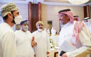 وزير الصناعة السعودي يرأس اجتماع مجلس إدارة الهيئة الملكية للجبيل وينبع